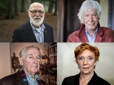 Bejaarde BN'ers bezorgd maar strijdvaardig: 'Blijf niet in de angst hangen'