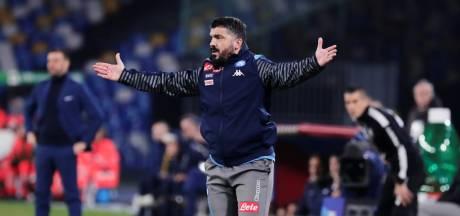 Napoli verliest van Parma bij debuut Gattuso
