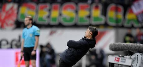 Trainer Kovac onder vuur bij Bayern na afstraffing in Frankfurt