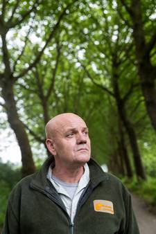 Bosbeheerder Theo Quekel bedreigd met mes: 'Daar sta je dan, ongewapend'