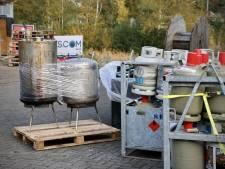 Man (30) uit Apeldoorn opgepakt in zaak drugslab Oldenzaal