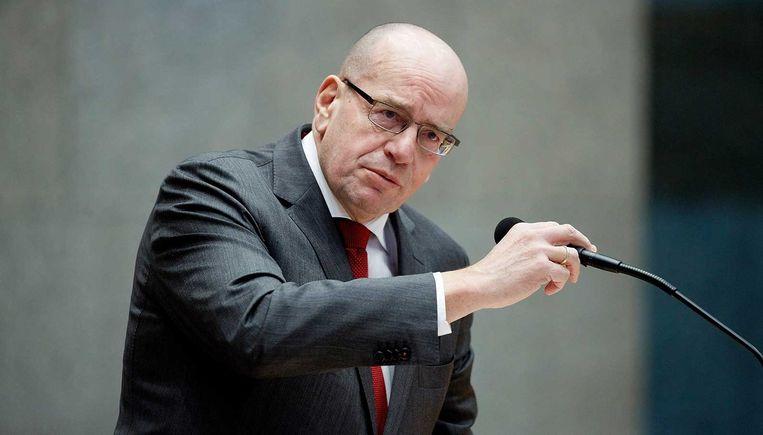 Staatssecretaris Fred Teeven Beeld anp