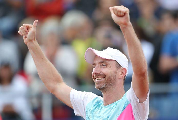 Bredanaar Matwé Middelkoop won samen met zijn dubbelpartner het ATP-toernooi van Cordoba.