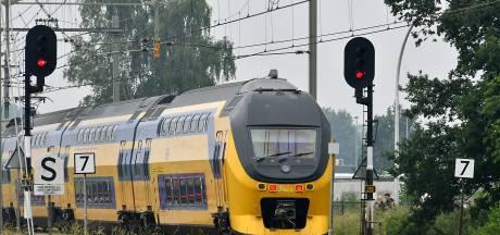 Vertraging op spoor tussen Eindhoven en Helmond voorbij