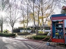 Bowlingcentrum Dok 99 in Vlaardingen zwaar beschadigd door brand