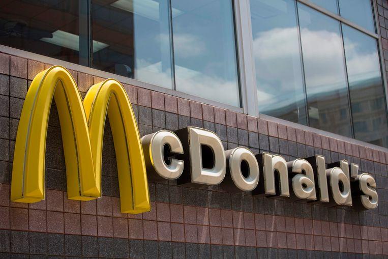 Beeld ter illustratie, McDonald's.