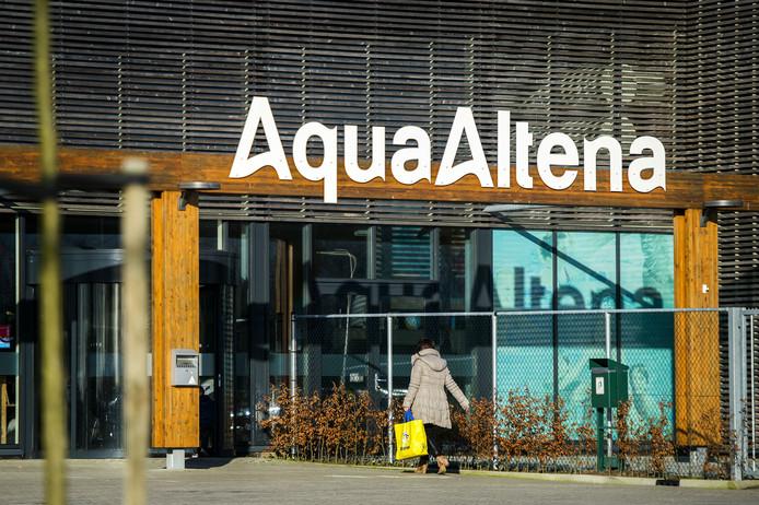 Zwembad AquaAltena in Andel.