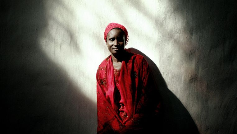 Khady Koita, voorzitter van het Europees netwerk preventie meisjesbesnijdenis. Beeld ANP