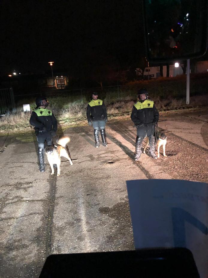 FC Twente teleurgesteld over actie politie