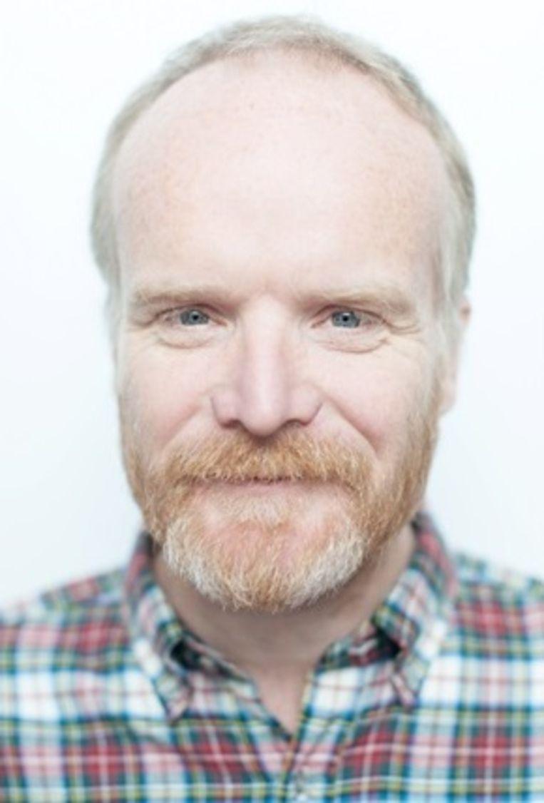 Taalkundige Marc van Oostendorp. Beeld Meertens-instituut