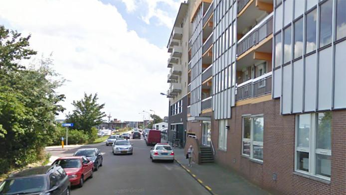 De Kenau Hasselaarstraat in Vlissingen.