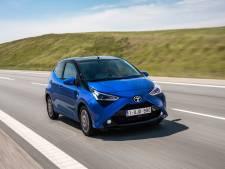 Vernieuwde Toyota Aygo: stadsauto mét comfort