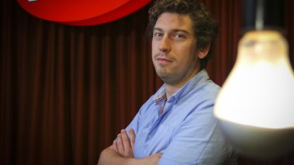 Vincent Byloo stopt per direct als presentator van Studio Brussel