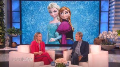 """""""Het wordt fantastisch!"""": Kristen Bell licht tipje van de sluier over 'Frozen 2'"""