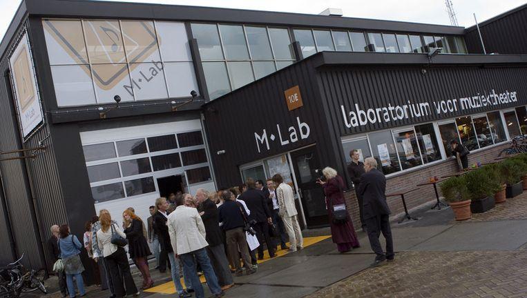 Het M-Lab in Amsterdam. Foto ANP Beeld