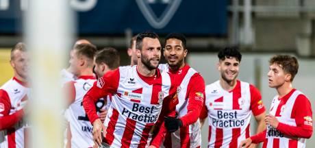 Eerste doelpunt Van der Biezen voor TOP Oss levert tóch geen zege op: 'Doodzonde'