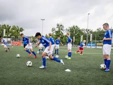 Trainen als een Schalke-prof bij Victoria'28 in Enschede