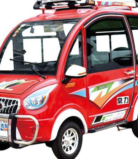 Zo rijdt de goedkoopste elektrische auto ter wereld