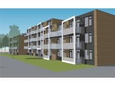 Dit zijn de plannen voor wooncomplex De Karmel:  minder woningen, maar eigentijdser
