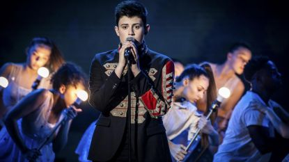 """The Voice-finalist Wannes Lacroix (16) droomt al verder: """"Wil graag aan Eurosong deelnemen"""""""