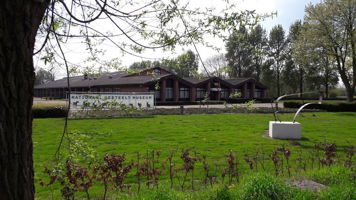 Het gebouw waar het museum zit wordt verkocht.
