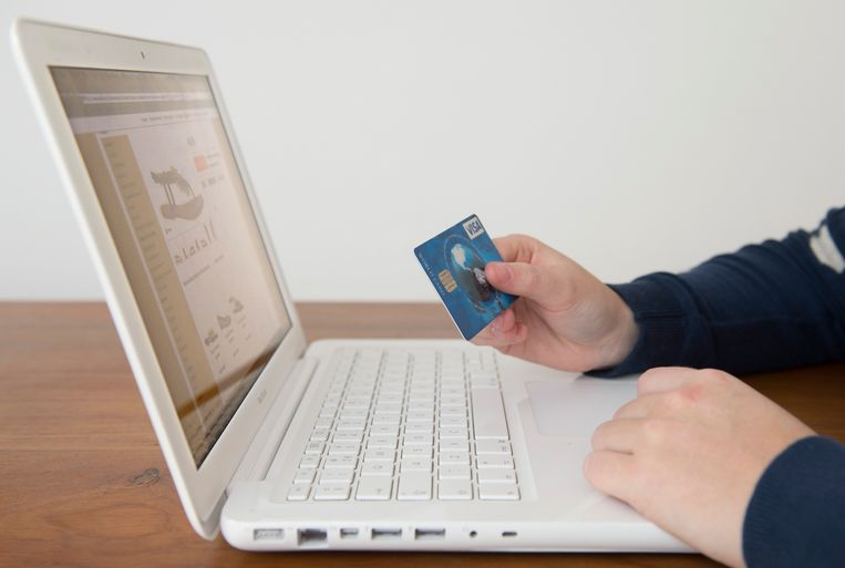 9% van alle aankopen in ons land gebeurt online.