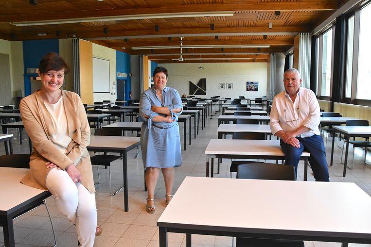 Het stadsbestuur voorziet heel wat plaats voor de blokkende studenten