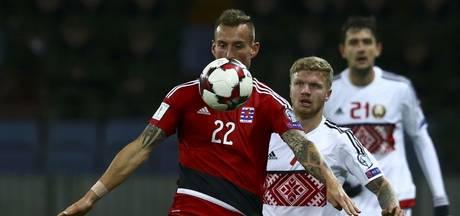 Luxemburg mist aanvaller Joachim tegen Oranje