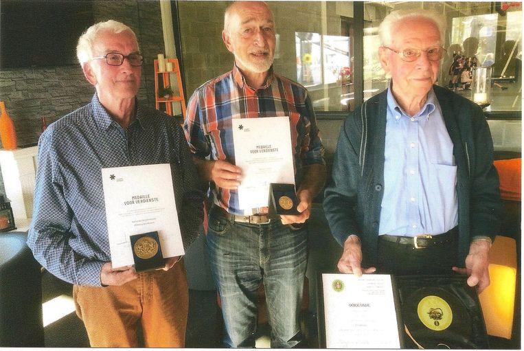 Stillaert Freddy, Vanlaer Bernard en Bottu Emile