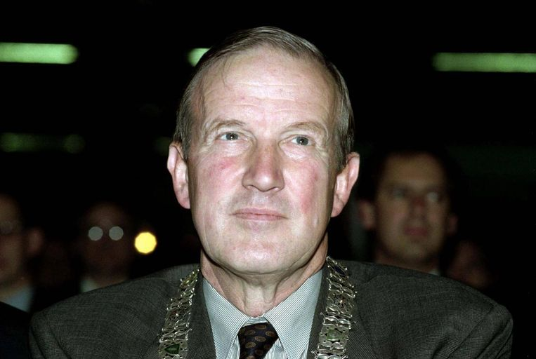 Schelto Patijn, 1994-2001. Beeld Paul Dijkstra