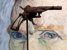 De verroeste revolver van Vincent van Gogh moet minimaal 40.000 euro opbrengen