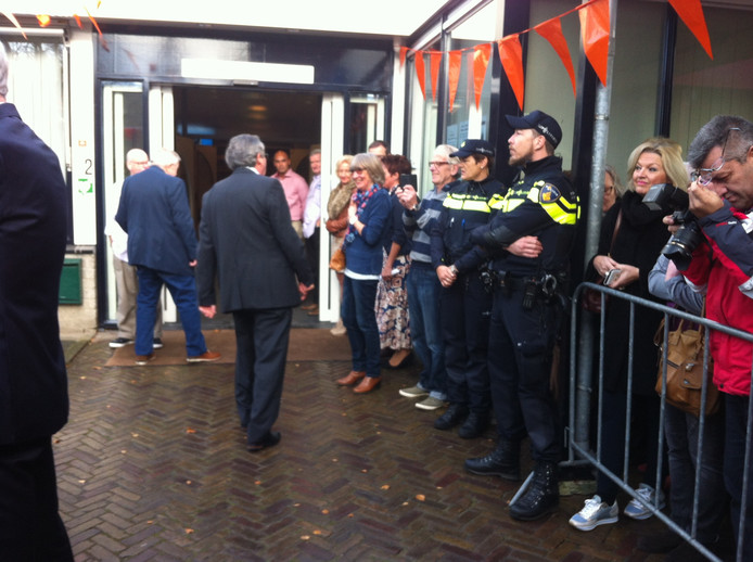 Klaar voor het bezoek van koningin Máxima aan De Pracht in Aalst