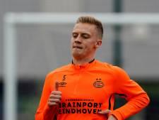Baumgartl terug bij PSV, Sadílek weer op het trainingsveld