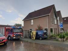 Blikseminslagen in Hengelo: stoppen slaan door in wijk 't Wilbert
