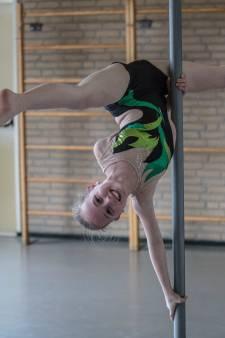 Paaldanseres Janne Jacobs (11) uit Hoogeloon richt zich op nieuwe NK-titel