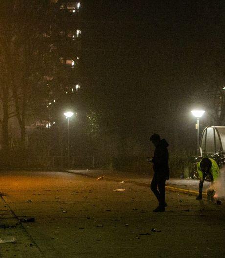 Buurtcoaches in nieuwjaarsnacht ingezet tegen Edese jeugd die brandweer bekogelt met vuurwerk