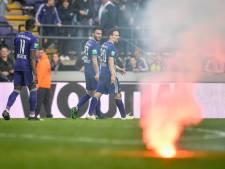 Anderlecht s'enfonce un peu plus dans la crise