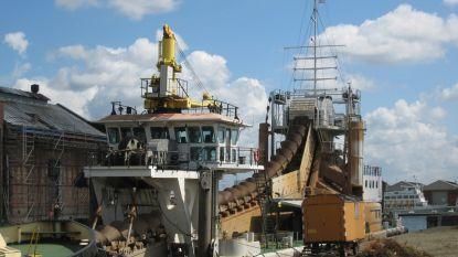 Enige overblijvende emmerbaggermolen in Antwerpen voorlopig beschermd