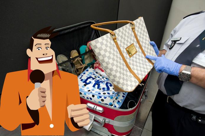 e1a7f8f9c49 Vier sloffen sigaretten en een nep Gucci-tas als souvenir, mag dat? |  Quizzen | AD.nl