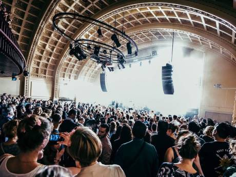 Luxor Live zegt 'sorry' en organiseert concerten voor 'vergeten doelgroepen'
