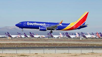 Aankomende Boeing 737 botst met volle snelheid tegen persoon op landingsbaan