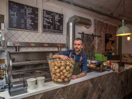De beste friet eet je in de regio bij Guilty Pleasures en Rpel in Eindhoven