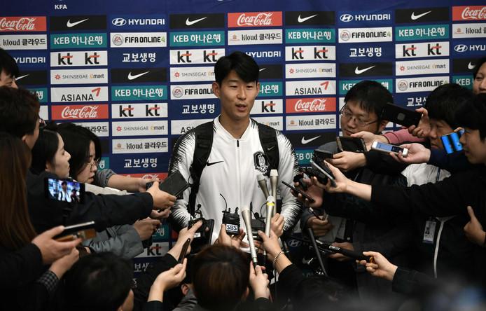 Son Heung-min.