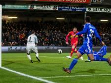 Invaller schiet Go Ahead Eagles in laatste kwartier naar de zege op Almere City FC