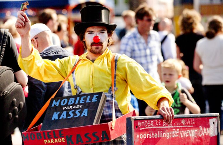 Theaterfestival De Parade Beeld Jerry Lampen / ANP Kippa