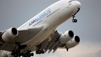 Eerste verlies in 10 jaar tijd is meteen miljardenverlies voor vliegtuigbouwer Airbus