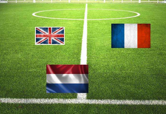 De Kentish Cup is dit jaar bij De Merino's in Veenendaal.