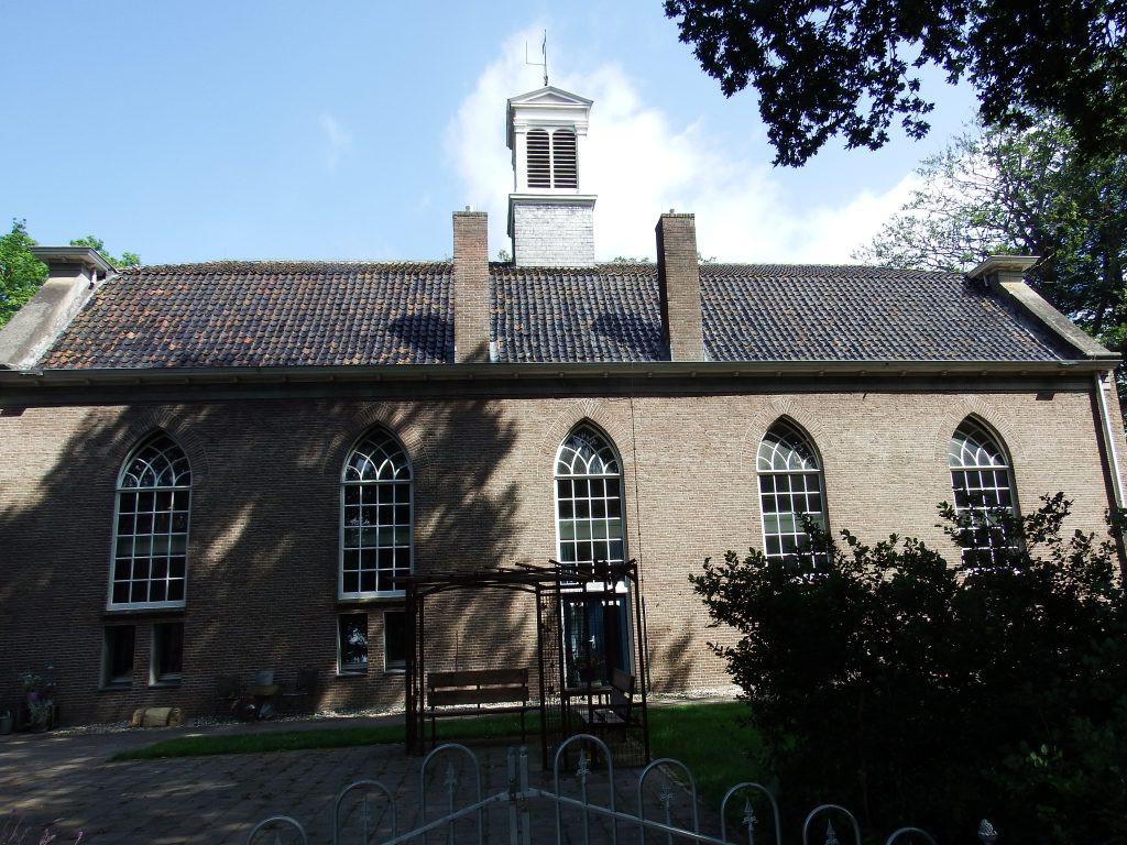 De Boskerk aan de Ommerschans.