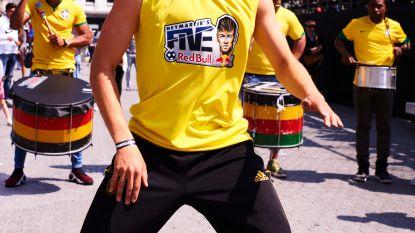 Voetbalster Neymar Jr. selecteert Oostendenaar voor voetbaltornooi in Brazilië