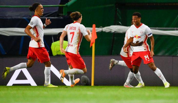 Le RB Leipzig a créé la surprise en battant l'Atlético.